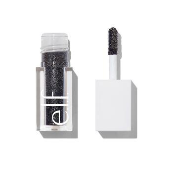 Liquid Glitter Eyeshadow, Black Magic