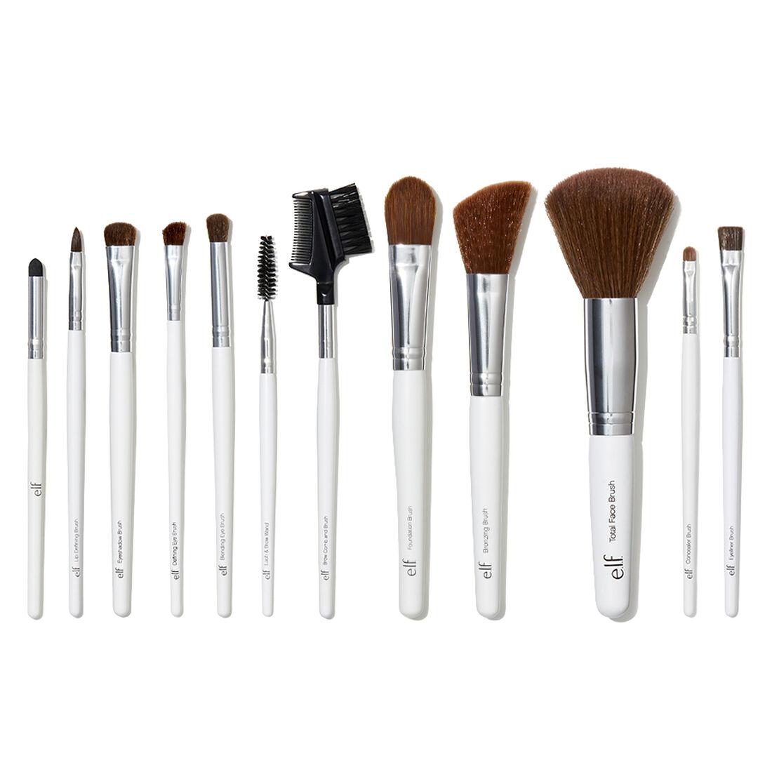 Professional Set of 12 Brushes,