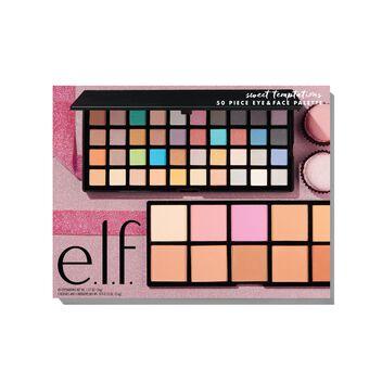 Sweet Temptations 50 Piece Eye & Face Palette,