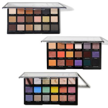 18-Piece Eyeshadow Palette Set,