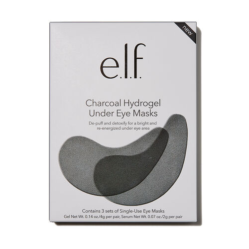 Charcoal Hydrogel Under Eye Masks,