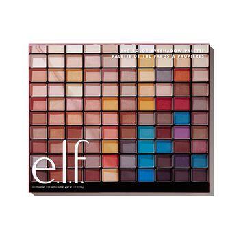 100 Color Eyeshadow Palette,