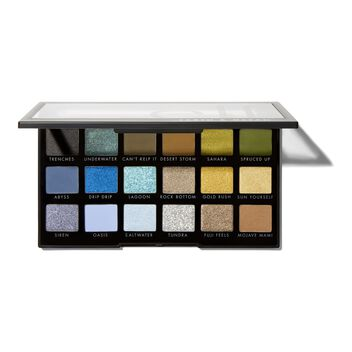 Earth & Ocean Eyeshadow Palette,