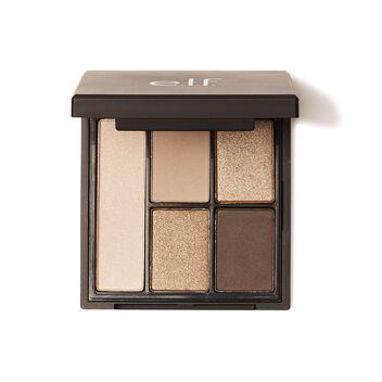 Clay Eyeshadow Palette, Necessary Nudes